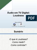 Áudio em TV Digital
