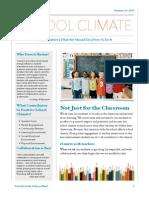 school climate brochure pdf