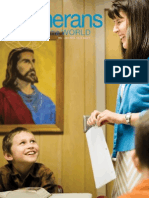 2015 - Lutherans Engage the World - May-June