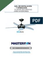 Manual Dubai Mf