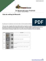 Guia Trucoteca Minecraft Android