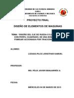 Proyecto Final Diseño