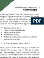 Metodología General Para La Simulación Numérica de Yacimientos