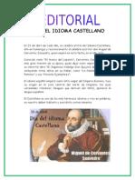 Dia Del Idioma Castelno