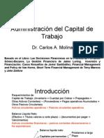 Análisis de Capital de Trabajo