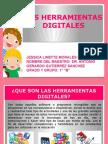 Las Herramientas Digitales