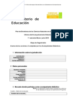 Informe AD 1+é-¦ Semestre 2014