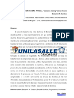 RevisãOFinal - Paper Sociology of Law