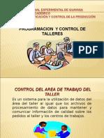Programacion y Control de Talleres