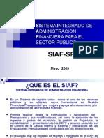 Sistema de Administración Financiera