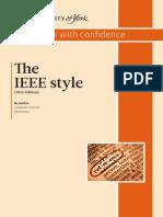 IEEE Style - UYresumen