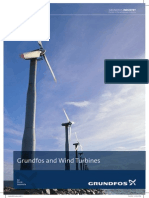 Grundfos and Wind Turbines