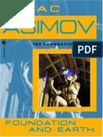 7 - Terre Et Fondation - Isaac Asimov
