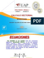 Seman II-calculo Vectorial