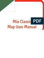 Mio Classic Series A5 Map Manual GCC en R00