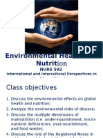 health and the environment nurs 592