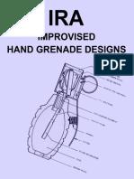 IRA Improvised Hand Grenade Designs