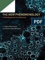 Aaron Simmons the New Phenomenology