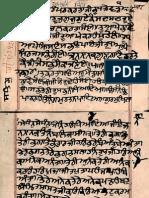 2720 Gurumukhi Manuscript UPSS Sharada