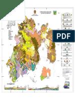 Carta geológica del estado de México