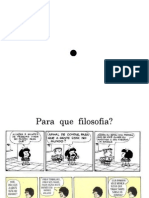 Filosofia - Slides