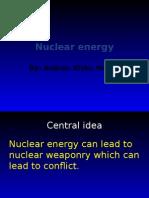 nuclear energy power point