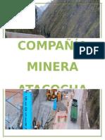 compañía minera atacocha