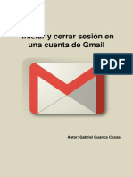 Cómo Iniciar y Cerrar Sesión en Gmail
