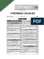 Ds022-2007 Exigibilidad Certifado Operatividad