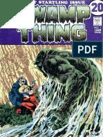 Swamp Thing 1 Vol 1