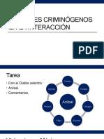 3. Factores Criminógenos en La Interacción