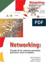 Cartilla Networking Para Hacer Contactos