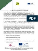 Prior Analysis Creative Lab - English