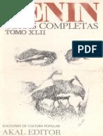 Lenin Obras Completas Cuadernos Filosoficos