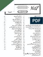 The Famous Book of Tafseer-E-Quran-----Tafseer Ibn-E-Kaseer in Urdu Para # 7