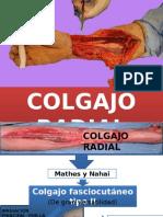 Colgajo Radial