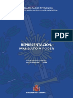 Representacion Mandato Poder