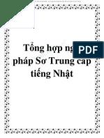 Ngu Phap So Trung Tong Hop 3356