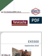 Hitachi EX5500