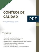 1 Control de Calidad Definicion 2014