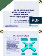 Bioseguridad en Hemodialisis-2007