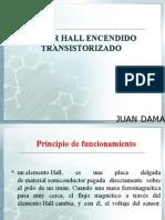 Sensor Hall