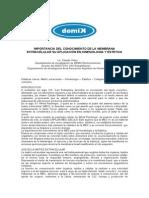 ImportanciaDelConocimientoDeLaMembranaExtracelularSuAplicacionEnKinesiologiaYEstetica.pdf