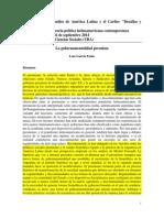 2014.IEALC.gubernamentalidad.peronista