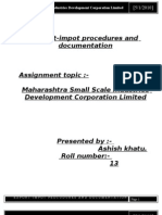 Maharashtra Small Scale Industries Development Corporation Limited