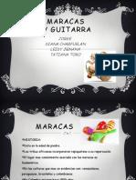 Maracas y Guitarra Diapositivas