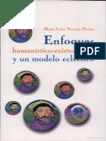 Enfoques humanisticos existenciales un modelo eclectico.pdf