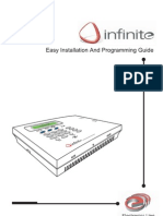ESP Infinite Prime Wireless Alarms - Easy Install Guide