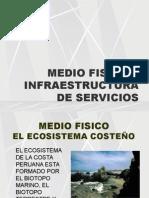 Medios fisicos e infraestructura de servicios