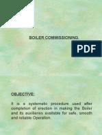 Boiler Commissioning